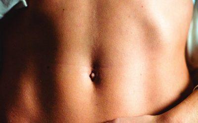 Massaggio dell'addome