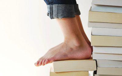 Riflessologia plantare per le caviglie gonfie