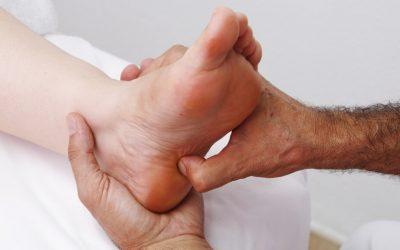 Massaggio e Riflessologia per la fascite plantare